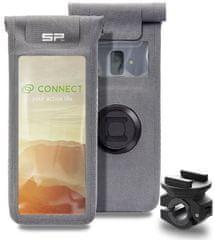 SP Connect Moto Mirror Bundle LT Universal Case M 54525, sivý