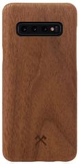 WOODCESSORIES Woodcessories Slim Case Walnut/Aramid Fibres - Samsung S10 eco293
