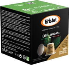 Bristot kapsle 100% Arabica 55 g