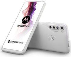Motorola One Fusion+, 6GB/128GB, White