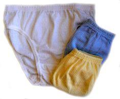 Haillo 0001 dívčí kalhotky Barva: bílá, Velikost oblečení: 11/12-146/152
