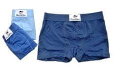 Gasolino 800 chlapecké boxerky Barva: modrá tmavá, Velikost oblečení: 3-98