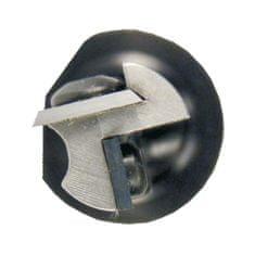 Igm Professional F044 drážkovacie fréza sa zavŕtavacie žiletkou - D16x28,3 L81 S=8 HM