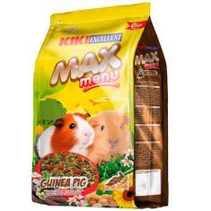 Kiki MAX Menu Guinea Pig 2kg krmivo pre morčatá