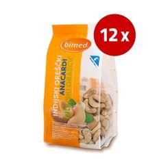Bimed indijski oreščki, 12 x 150 g