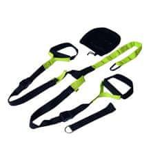 Rulyt Lifefit traka za vježbanje, crna/zelena