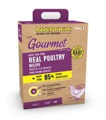 Natyka Gourmet Dog Adult poultry 3 kg
