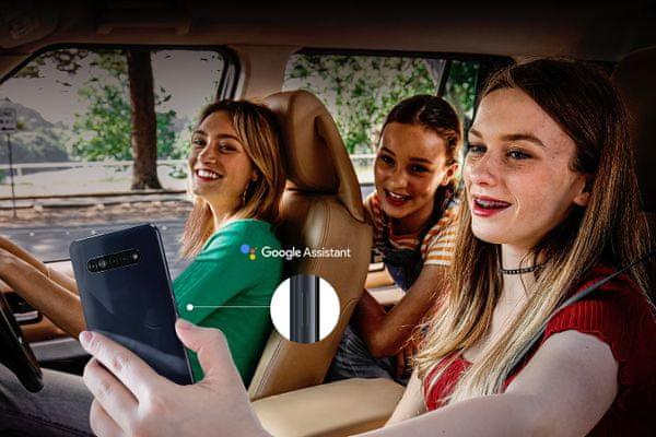 mobilný telefón lg K61 4 fotoaparáty 48 mpx 8 mpx 5 mpx 2 mpx 16mpx predný fotoaparát operačný systém android 9 pie batéria s kapacitou 4000 mah mediatek procesor 128 gb vnútorná pamäť 4 gb ram ips displej dotykový nfc Bluetooth 5.0 duálna wifi čítačka odtlačkov prstov