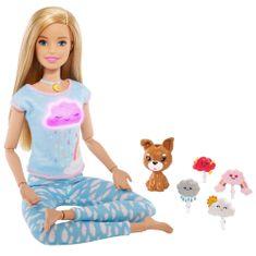 Mattel Barbie jogínka 5 meditáciami