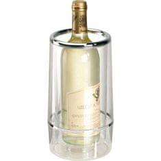 Gastrozone Chladící nádoba na na víno dvoustěnná plast 11,5x23 cm