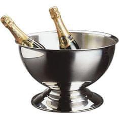 APS Chladící nádoba na sekt šampaňské nerez