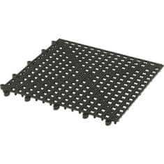 Paderno Barová podložka pro sklenice 30x30 cm, černá