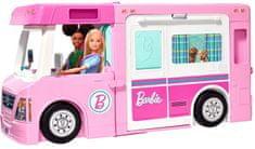 Mattel Barbie Karavan snov 3v1