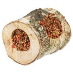 NATURE LAND Valec Nibble s mrkvou drevený 2x150 g