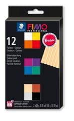 Staedtler FIMO® professional sada 12 barev 25 g BASIC