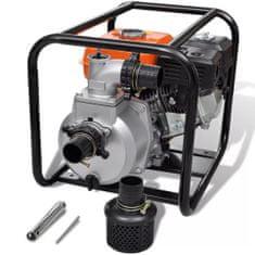 shumee visaXL Spalinowa pompa wodna, przyłączenie 50 mm, 5,5 KM