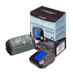 Vitammy ULTRA BEAT manometer za ramena, barvna čokolada / jeklo