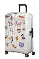 Samsonite Skořepinový cestovní kufr C-lite Disney Spinner 94 l