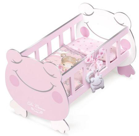 DeCuevas 55134 Fa babaágy játékbabáknak Magic Maria kiegészítőkkel