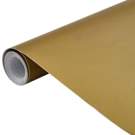 shumee Folija za avto mat zlata 500x152 cm
