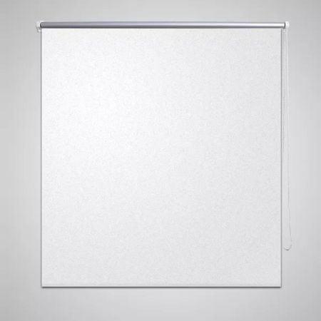 Roleta zaciemniana (80 x 230 cm) biała