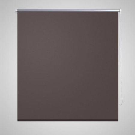 Roleta przeciwsłoneczna 140 x 230 cm Kawa
