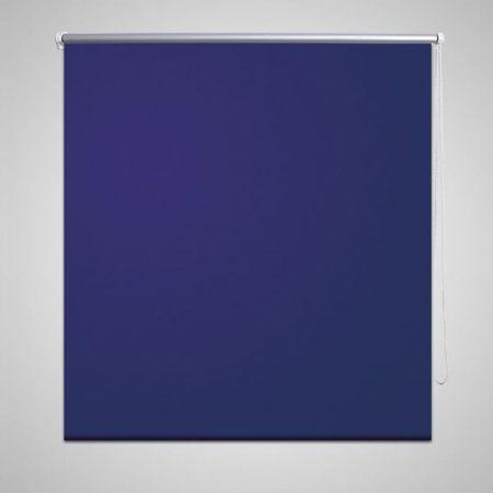Roleta okienna zaciemniająca morska 140 x 175 cm
