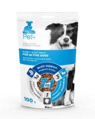 Dibaq Pochoutka the Pet+ dog Active treat 100 g