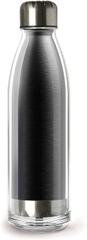 Asobu Viva La Vie cestovná termoska - čierna 525 ml