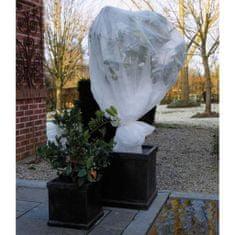Nature Kaptur ochronny na rośliny, 30 g/m², biały, 2 x 10 m