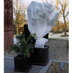 Nature Kaptur ochronny na rośliny, 30 g/m², biały, 4 x 6 m