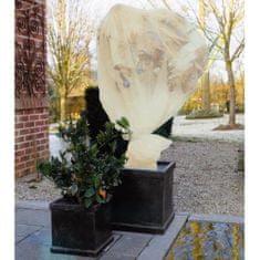 Nature Kaptur ochronny na rośliny, 60 g/m², beżowy, 2 x 5 m