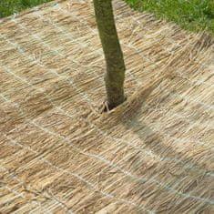 Nature Maty ochronne na zimę, słoma ryżowa, 1x1,5 m 6030105
