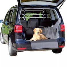 TRIXIE Pokrowiec do bagażnika dla psa, 164x125 cm czarny