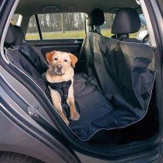 TRIXIE Pokrowiec na siedzenie samochodowe dla psa, 160x145 cm czarny