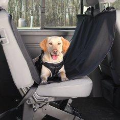 TRIXIE Pokrowiec na siedzenie samochodowe dla psa, czarny