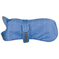 TRIXIE Kurtka dla psa Belfort, rozmiar M, 45 cm, niebieska, 67864