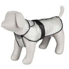 TRIXIE Płaszcz przeciwdeszczowy dla psa Tarbes, L, 60 cm, PVC
