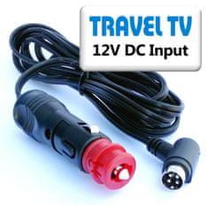 FINLUX Napájací kábel 12 V DC (TV Finlux)