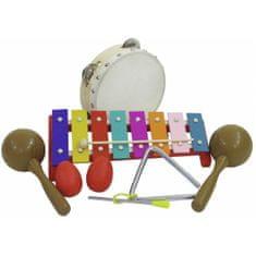 Dimavery perkusní sada III, 7 nástrojů