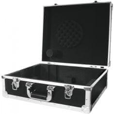 Roadinger Gramo Case S, přepravní gramofonní kufr černý