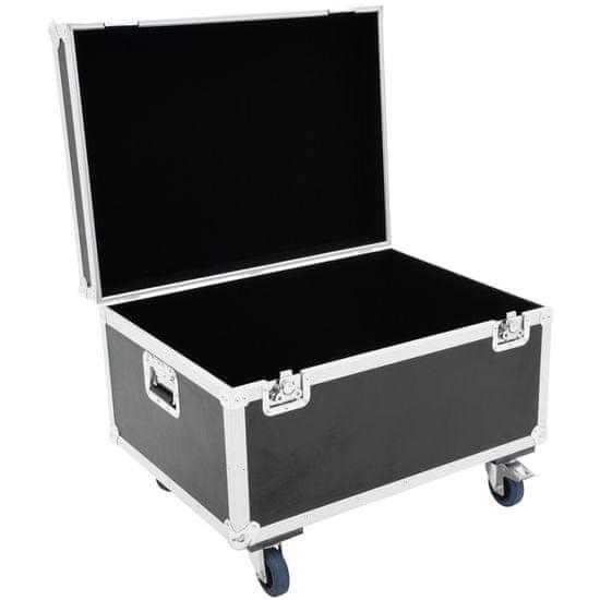 Omnitronic Univerzální transportní Case R-9, 800 x 600mm, na kolečkách
