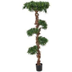 Europalms Bonsai palma, 180 cm