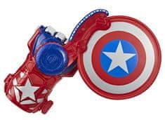Avengers tarcza wyrzutnia Kapitan Ameryka