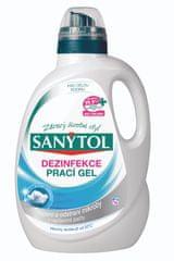 SANYTOL dezinfekční prací gel Grand air 1650 ml