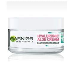 Garnier Skin Naturals Hyaluronic Aloe hranilna krema, 50 ml