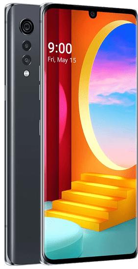 LG Velvet, 6GB/128GB, Aurora Gray