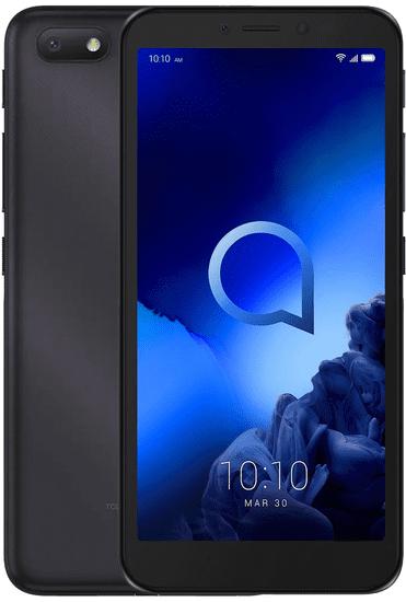 Alcatel 1V, 1GB/16GB, Anthracite Black (5001D)