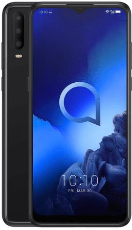 Alcatel 3X (2019) pametni telefon, 6GB/128GB, črn
