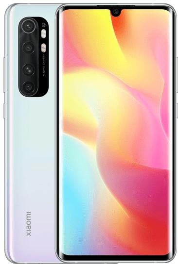 Xiaomi Mi Note 10 Lite, 6GB/128GB, Global Version, Glacier White